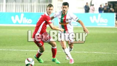 MCA : Boudebouda : «Cette victoire face  au CRB a une saveur très particulière»