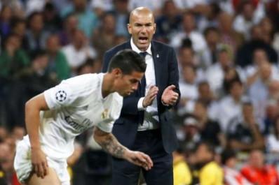 Real : James Rodriguez prêt à rejoindre Man United à une condition