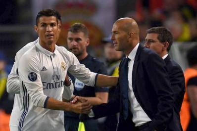 Real – Zidane : «Je ne peux rien dire concernant l'avenir de Cristiano Ronaldo»