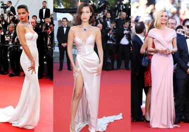 Les plus beaux looks des stars au festival de Cannes 2017