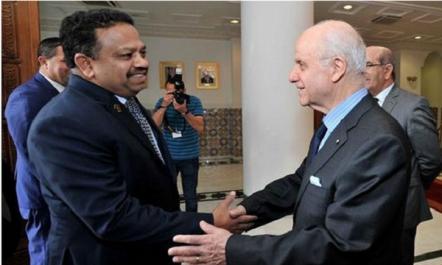 MEDELCI reçoit le président du sénat de Malaisie