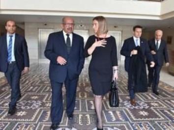 Lutte contre le terrorisme: Messahel qualifie son échange avec le comité politique et sécurité de l'UE de «très intéressant»