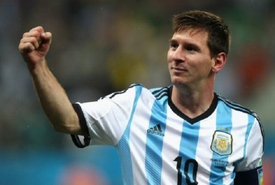 La fifa lève la suspension de lionel messi