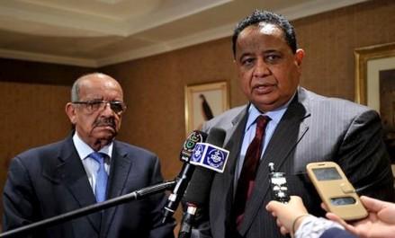Le ministre soudanais des Affaires étrangères salue le rôle de l'Algérie aux plans africain et arabe