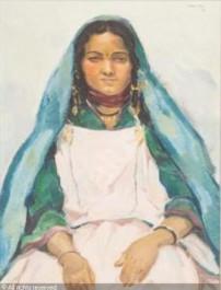 Beauté et apparat de la mariée du M'zab (I)