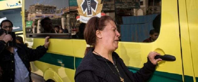 Egypte: 24 morts dans l'attaque d'un bus transportant des chrétiens