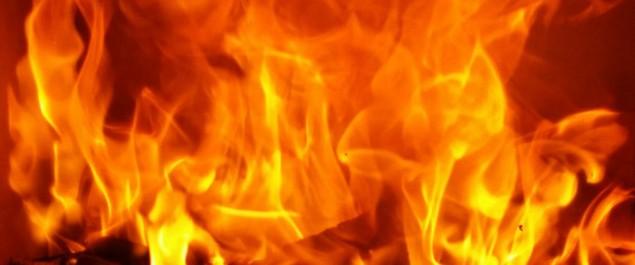 Oran: un mort dans l'incendie d'un centre commercial à Arzew