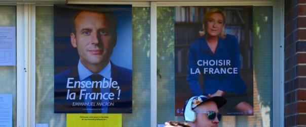 Jour J: la France choisit son Président