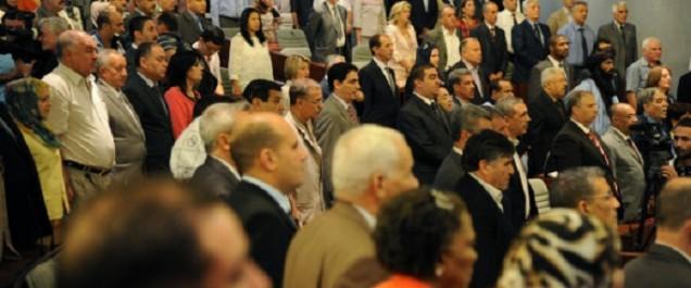 Première séance plénière au titre de la 8e législature mardi prochain