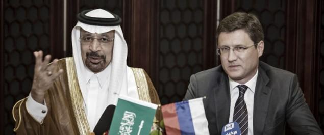 Le pétrole grimpe, l'Arabie Saoudite et la Russie prêtes à renouveler l'accord