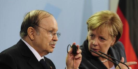Lamamra mardi à Berlin porteur de messages du président Bouteflika au président Allemand Steinmeier et à Angela Merkel