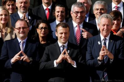 Nawal El Moutawakel, première Marocaine reçue à l'Élysée par le président Emmanuel Macron (PHOTOS)