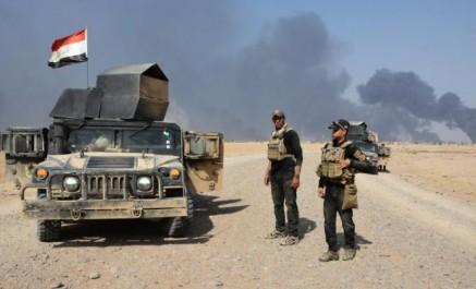 Irak : les derniers quartiers occupés par daesh à mossoul pris d'assaut