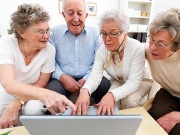 Aux Etats-Unis: L'adoption de la technologie augmente chez les plus de 65 ans