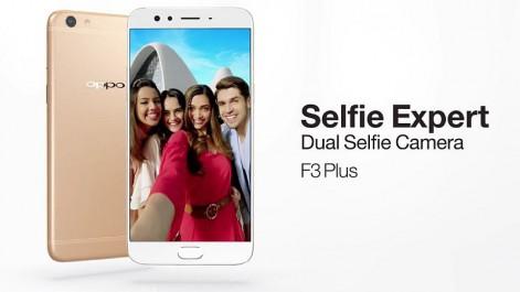 OPPO commercialisera ce smartphone dès le 30 Mai en Algérie:  F3 Plus, un expert des doubles selfies