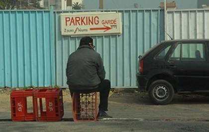 Anarchie urbaine : Les gardiens de parking reviennent