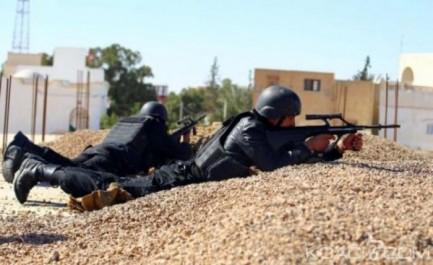 Tunisie : Un terroriste abattu et un autre gravement blessé