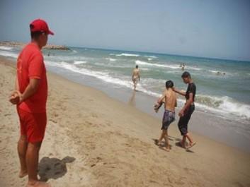 Saison estivale : la Protection civile met en place un dispositif pour la  surveillance des plages