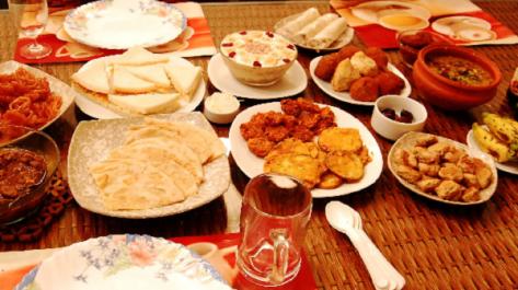 Ramadan: gaspillage et minceur?