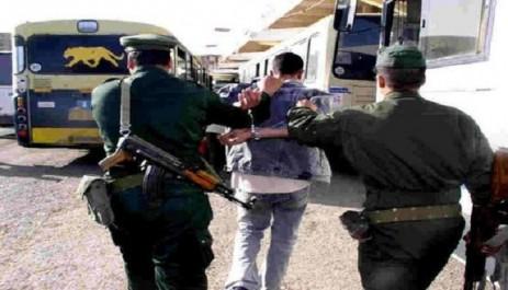 Relizane : un réseau de soutien au terrorisme démantelé