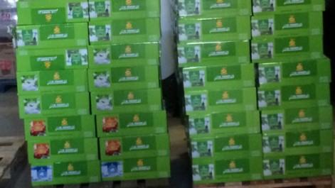 Tébessa: Saisie de 6 quintaux de tabac à narguilé