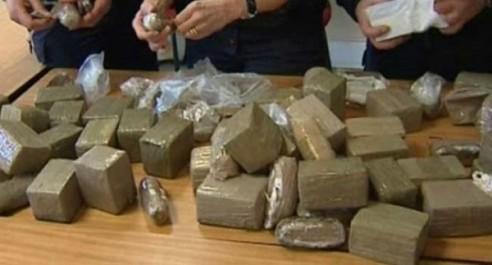 Saisie de 73 kilos de kif traité à Tlemcen