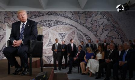 La paix est «possible» entre Israéliens et Palestiniens, affirme Trump