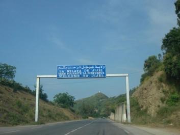 En route vers Jijel et Mila: La basse Kabylie se prolonge vers l'Est…