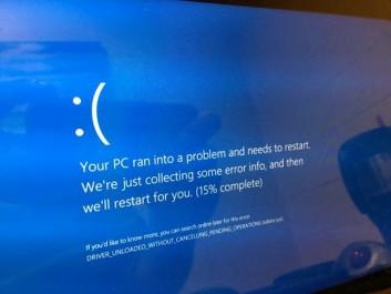 Un bug fait planter Windows 7 et 8 rien qu'en visitant une page web