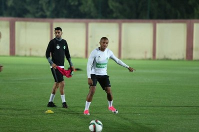 Mondial 2018 – Qualifications : les Verts entament leur stage à Sidi Moussa