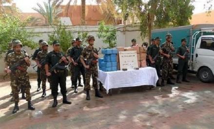 Plus d'un quintal de kif traité saisi à Tlemcen et Bel Abbés