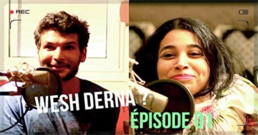Projection de Wesh Derna ? à Alger: Les jeunes s'expriment à travers une web-série