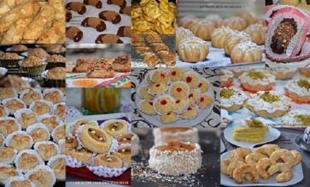Tizi-Ouzou: gâteaux de l'Aïd, raffinement, saveur et plein de couleurs
