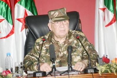 Gaïd Salah met l'accent sur l'impératif d'intensifier la lutte contre les résidus terroristes