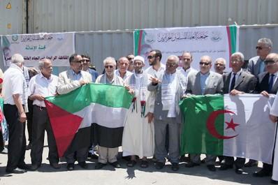 Algérie: 40 milliards d'aides humanitaires au profit de Gaza