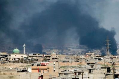 Un Algérien tué dans une frappe aérienne américaine à Mossoul