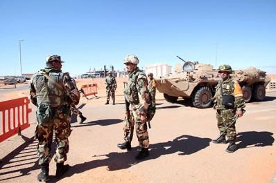ANP : 7 personnes provenant du territoire libyen arrêtées