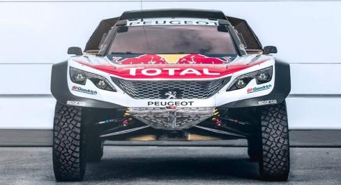 Peugeot Sport : Peugeot 3008 Maxi, pour mieux dominer le Dakar