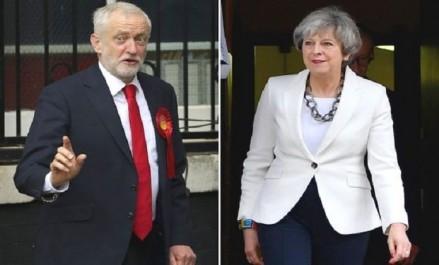 Législatives britanniques : les conservateurs perdent la majorité, les travaillistes progressent