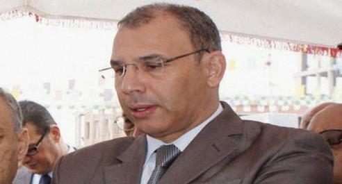 Lors de sa visite d'inspection dans la capitale:  Abdelghani Zaâlane satisfait du taux d'avancement des projets
