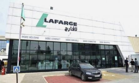Ciment : lafarge-algérie entamera ses exportations le premier trimestre 2018