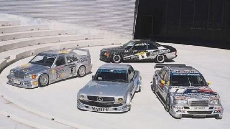 Marché automobile mondial : AMG fête ses 50 ans