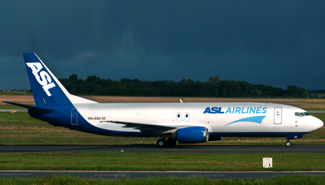 ASL Airlines France inaugure son Paris–Alger