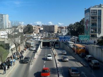 500 carrefours prévus à Alger