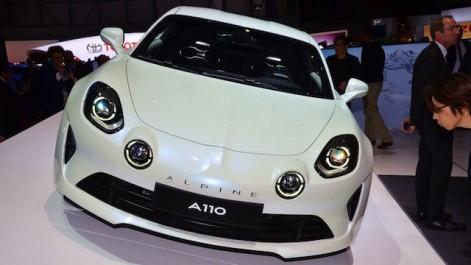 Goodwood Festival of Speed : Débuts britanniques en mode dynamique pour l'Alpine A110