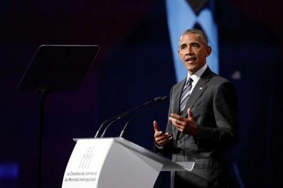"""Barack Obama à Montréal """"Daech sera vaincu tôt ou tard"""""""