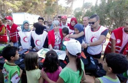 Mille familles prises en charge par le CRA à l'occasion de l'Aid El Fitr