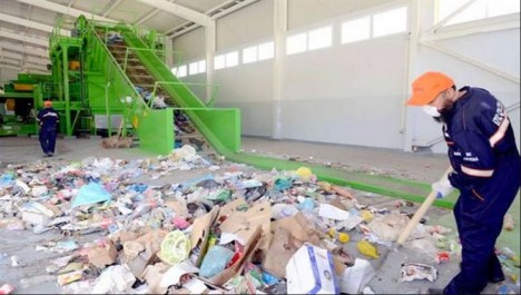 Ouargla : plus de 200 tonnes/jour de déchets ménagers traités