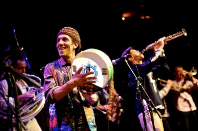 Le groupe Fanfaraï en tournée en Algérie
