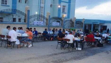 Ramadhan: la sûreté nationale organise des iftar collectifs aux usagers de la route